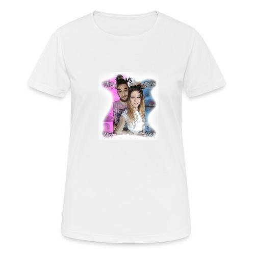 Tina VS Ivan - Women's Breathable T-Shirt