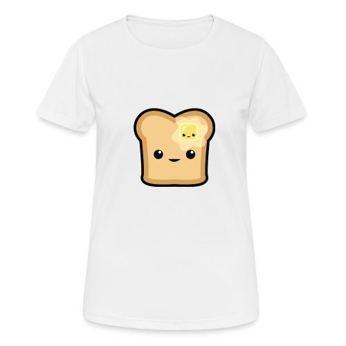 Toast logo - Frauen T-Shirt atmungsaktiv