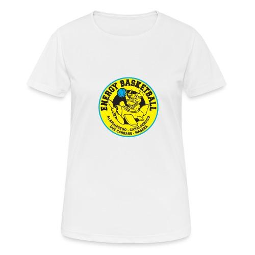 top energy - Maglietta da donna traspirante