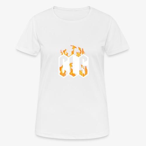 CLG DESIGN - T-shirt respirant Femme