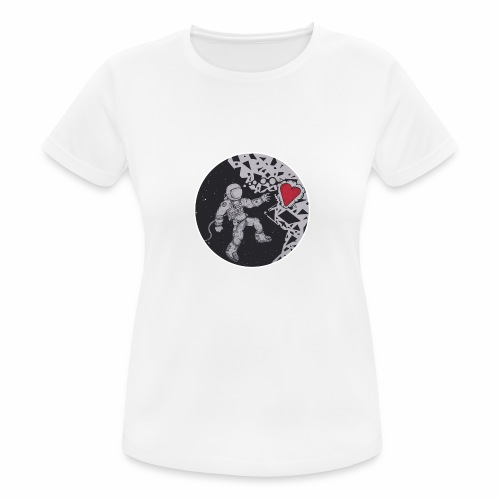 SPACE - T-shirt respirant Femme