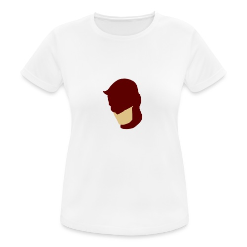 Daredevil Simplistic - Women's Breathable T-Shirt
