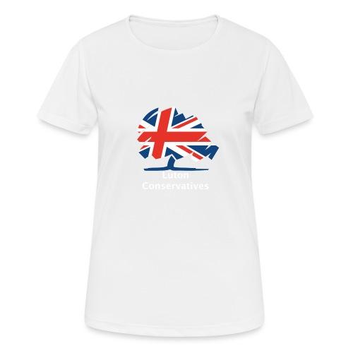 Luton Conservatives - Women's Breathable T-Shirt