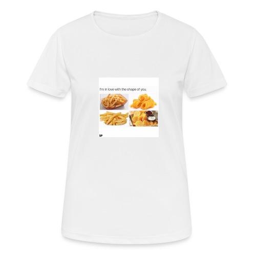 Shape - Frauen T-Shirt atmungsaktiv