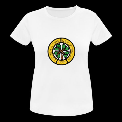 French CSC logo - T-shirt respirant Femme