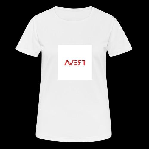 AVERT YOUR EYES - Vrouwen T-shirt ademend actief