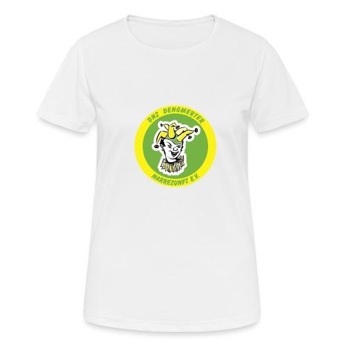 DNZ - Frauen T-Shirt atmungsaktiv