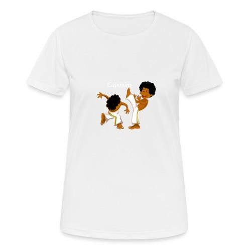 capoeira - Maglietta da donna traspirante