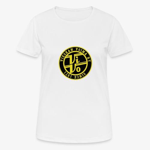 ViVo Since 1971 - naisten tekninen t-paita