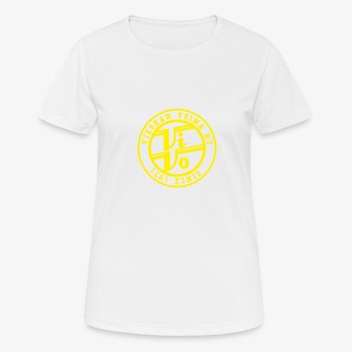 ViVoPAITA transparent - naisten tekninen t-paita