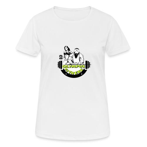 iPiccy Design - Maglietta da donna traspirante