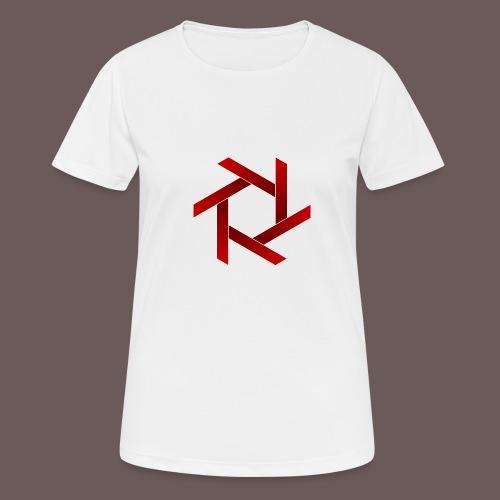 Star - Dame T-shirt svedtransporterende