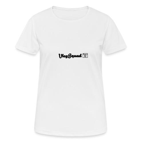 Vlog Squad - Women's Breathable T-Shirt