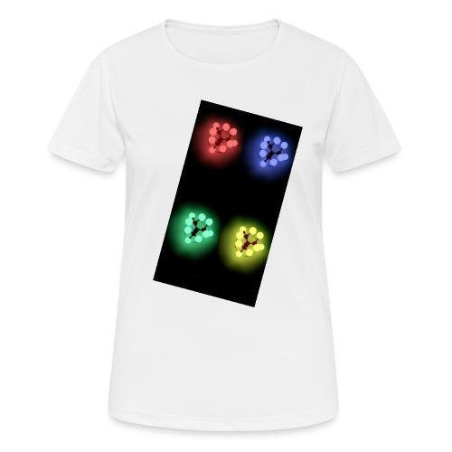 Lights - T-shirt respirant Femme