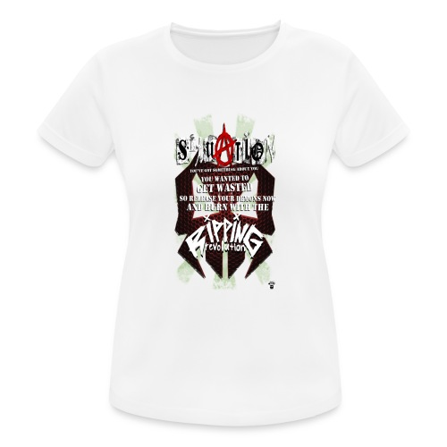 SITUATION - Women's Breathable T-Shirt