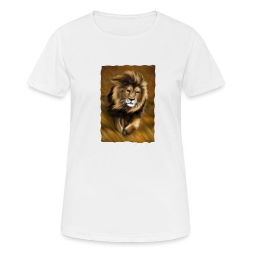 Il vento della savana - Maglietta da donna traspirante