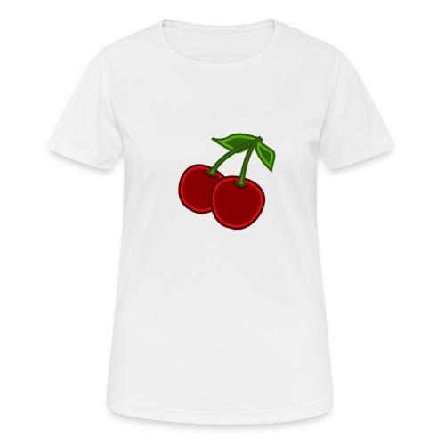 cherry - Koszulka damska oddychająca