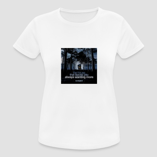 The House - Women's Breathable T-Shirt
