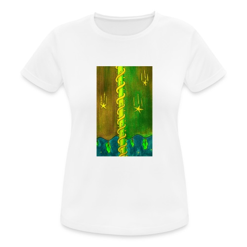 TORNI - naisten tekninen t-paita