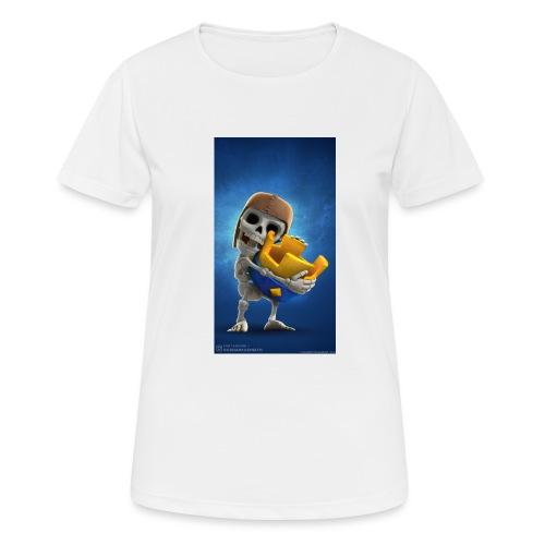 TheClashGamer t-shirt - Frauen T-Shirt atmungsaktiv