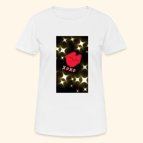 XOXO - Frauen T-Shirt atmungsaktiv