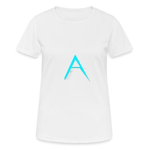 ANGISTEF SQUAD LOGO - Andningsaktiv T-shirt dam