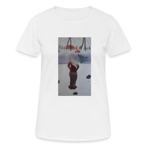 DSC04412 - Andningsaktiv T-shirt dam