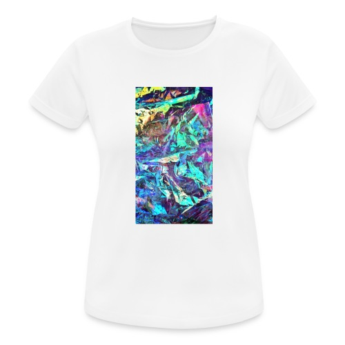 Pure Chaos - Camiseta mujer transpirable