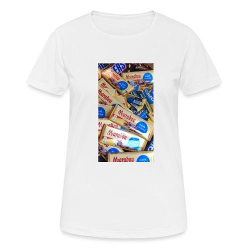 EAC4CD8B D35B 49D7 B886 9A724146DD0D - Andningsaktiv T-shirt dam