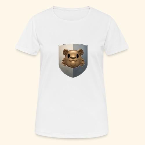 marmottes blason HD - T-shirt respirant Femme