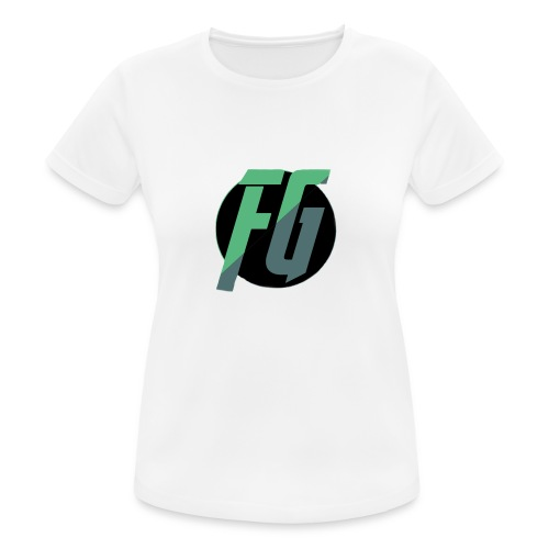 FGminy - Vrouwen T-shirt ademend actief