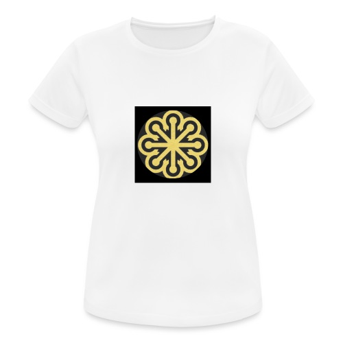 BGLogoGOLD - Women's Breathable T-Shirt