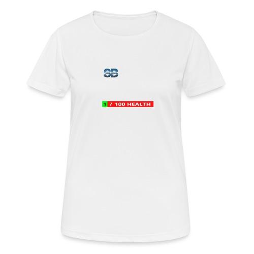 Health Tee Oh Shiiet! - Dame T-shirt svedtransporterende