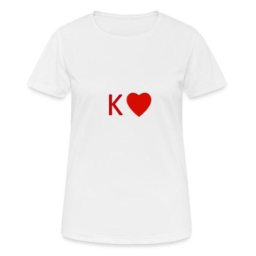 Arthur Magique - T-shirt respirant Femme