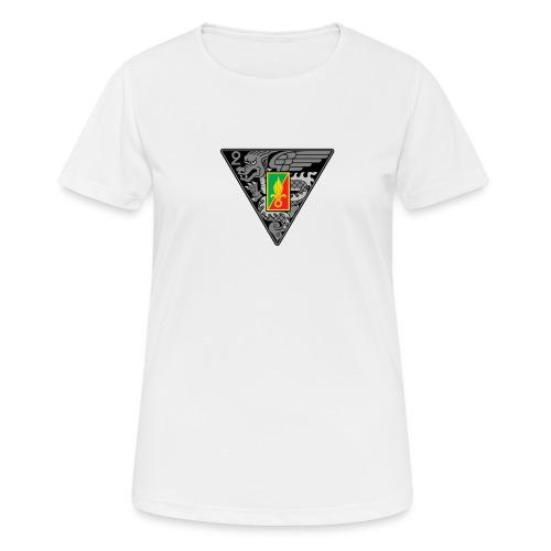 2ème REP - T-shirt respirant Femme