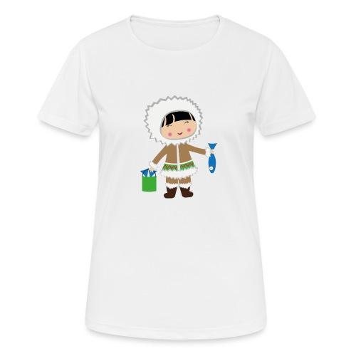 Happy Meitlis - Alaska - Frauen T-Shirt atmungsaktiv