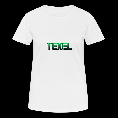 Texel - Vrouwen T-shirt ademend actief