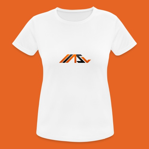 ASV New Look - Frauen T-Shirt atmungsaktiv