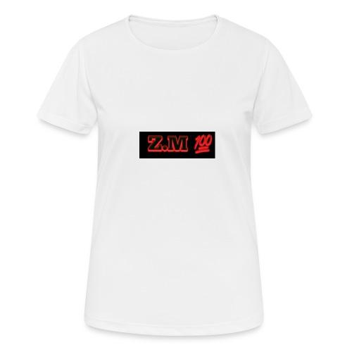Z.M 100 - Women's Breathable T-Shirt