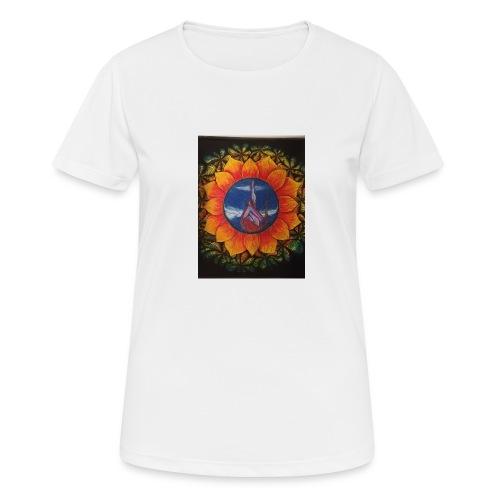 Children of the sun - Pustende T-skjorte for kvinner