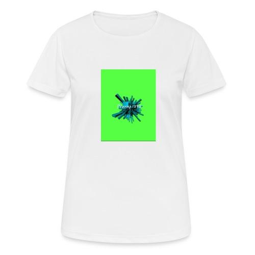 068FA775 78A2 45F9 AFBE 7A4061E47E61 - Women's Breathable T-Shirt