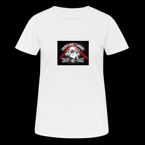 elsace-supermot - T-shirt respirant Femme