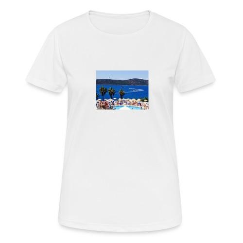 IMG 0720 - Dame T-shirt svedtransporterende
