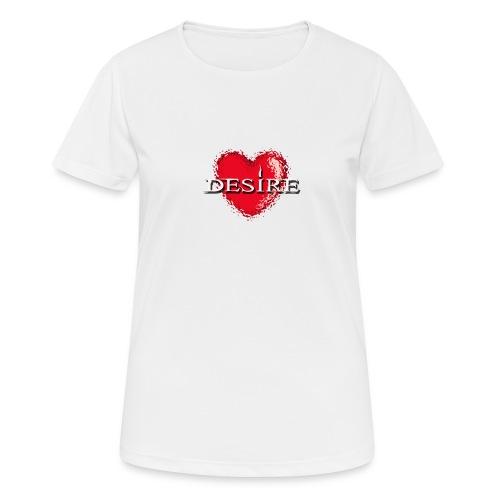 Desire Nightclub - Women's Breathable T-Shirt