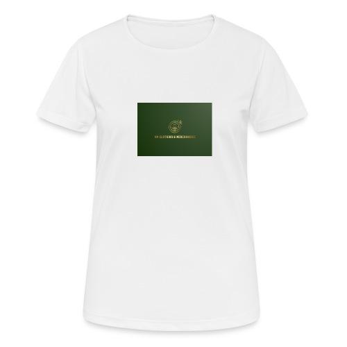 NM Clothing & Merchandise - Dame T-shirt svedtransporterende