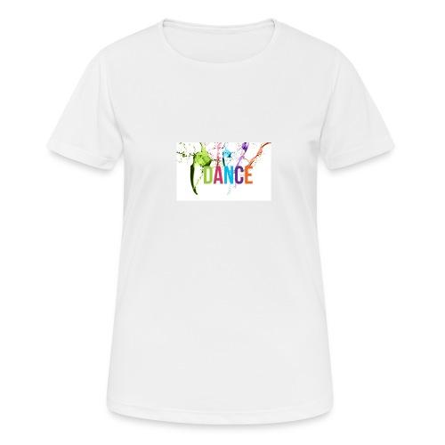 Ballo - Maglietta da donna traspirante