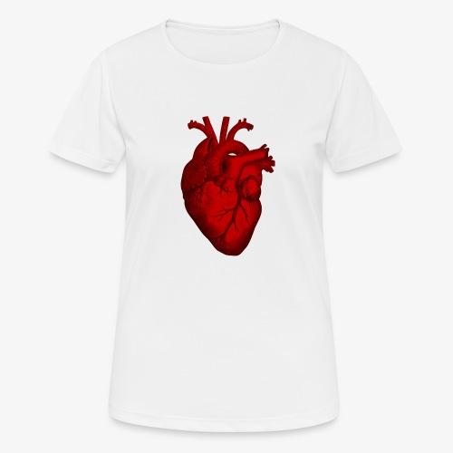 Heart - Women's Breathable T-Shirt