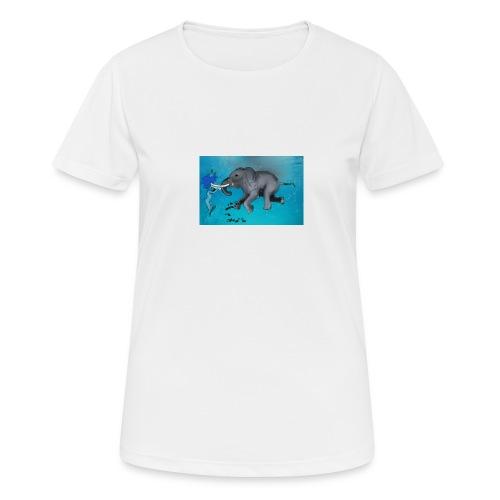 elefant - Maglietta da donna traspirante