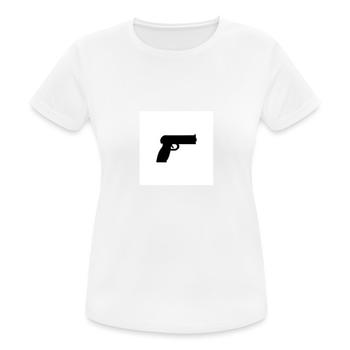 geweer_318-1424-jpg - vrouwen T-shirt ademend