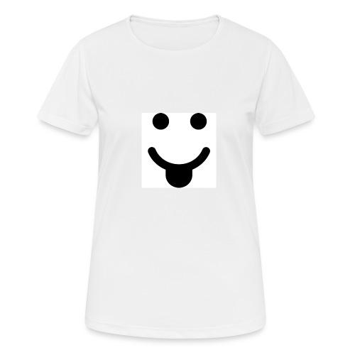 smlydesign jpg - Vrouwen T-shirt ademend actief